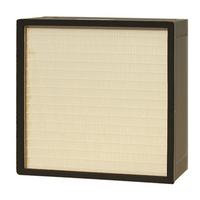 HEPA Panel Air Filter without Clapboard