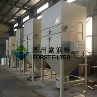 Vertical Cartridge Dust Collector